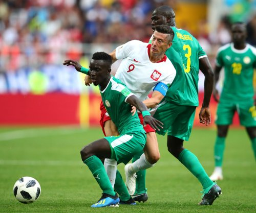 World Cup: Senegal beats Poland 2-1 in Group H