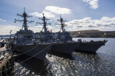 Navy to rotate guided-missile destroyers, add helicopter squadron in Spain