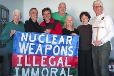 Awaiting trial for breaking into nuclear base, 7 Catholic activists unrepentant