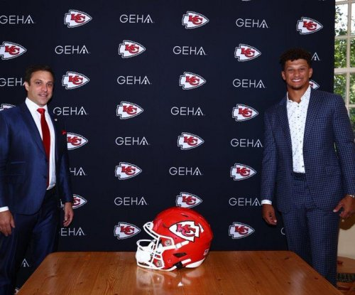 Kansas City Chiefs sign Patrick Mahomes to largest contract in sports history