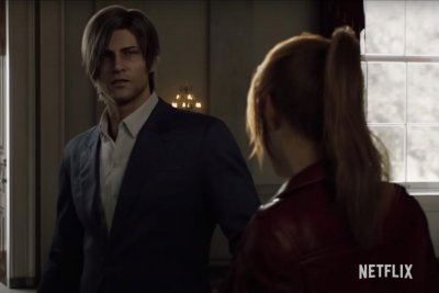 'Resident Evil: Infinite Darkness' trailer shows Leon, Claire at White House