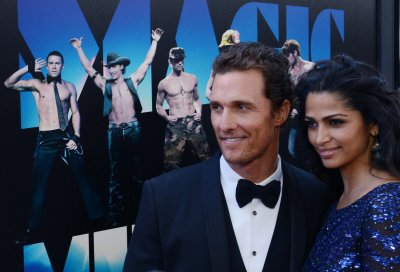 McConaughey's wife expecting third child