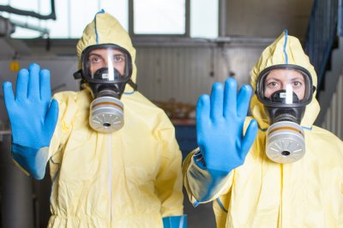 Ebola scare closes Pentagon parking lot