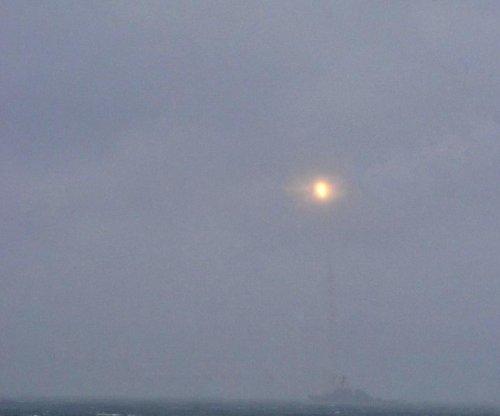 USS Ross intercepts ballistic missile during coalition test
