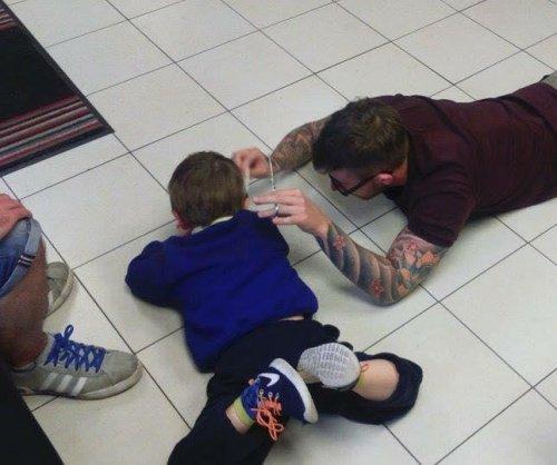 Autistic boy's haircut goes viral