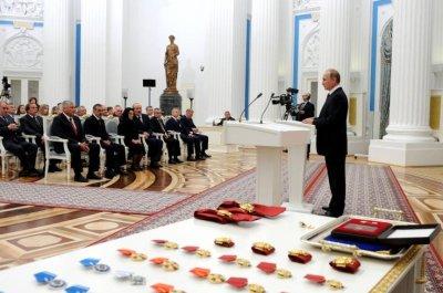 Why Russian President Vladimir Putin will fail