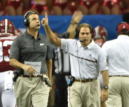 Nick Saban replaces Lane Kiffin heading into national title game