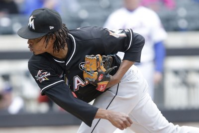 Miami Marlins come oh-so-close to combined no-hit victory over New York Mets