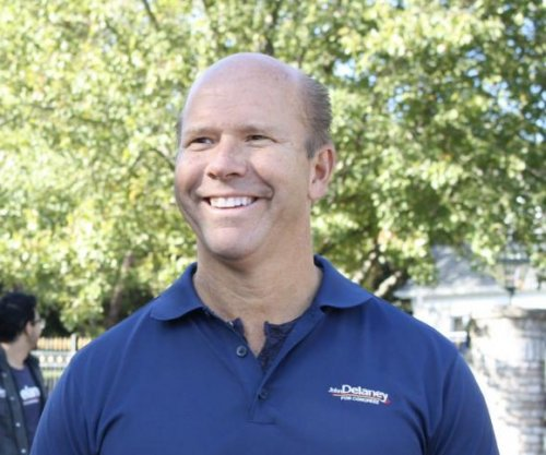 Maryland's Rep. Delaney announces bid for presidency