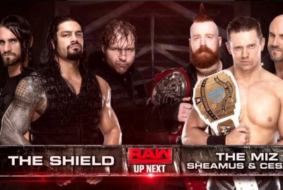 WWE Raw: Roman Reigns returns, Triple H joins Team Raw