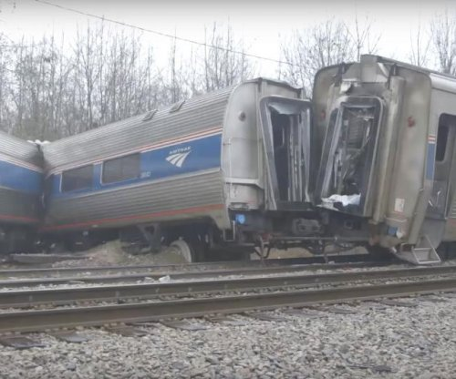 NTSB: Amtrak train on 'wrong track' in South Carolina crash