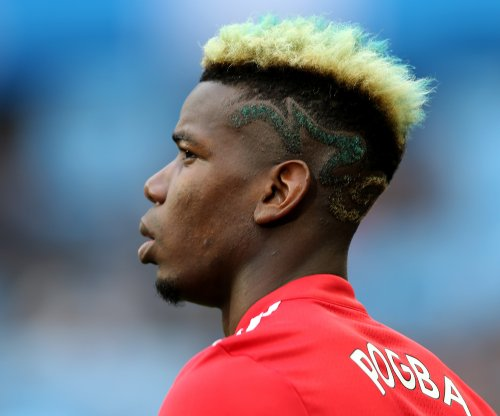 Manchester United disgusted by 'racial abuse' aimed at soccer star Paul Pogba