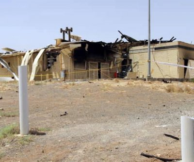 Iranian officials dismiss reports of explosion near Tehran