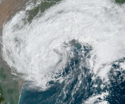 Tropical Storm Beta brings heavy rains to Texas coast