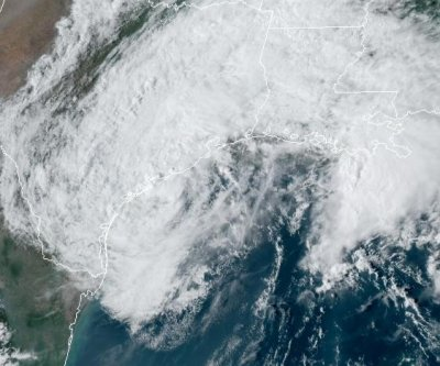 Tropical Storm Beta brings heavy rains to Texas coast