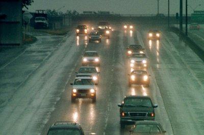 AAA: Vehicle auto safety systems often fail when driving in heavy rain