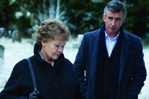 Coogan says he was moved by the true story that inspired 'Philomena'