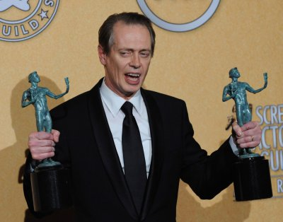 Big night for Buscemi, 'Boardwalk' at SAG Awards
