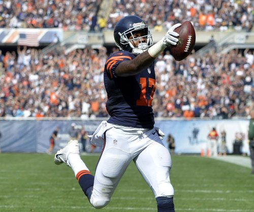 Alshon Jeffery inks franchise tender with Chicago Bears