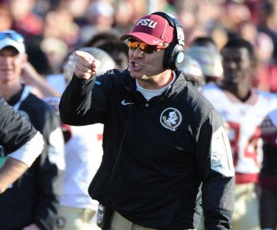 Florida State Seminoles coach Jimbo Fisher stifles LSU rumors again