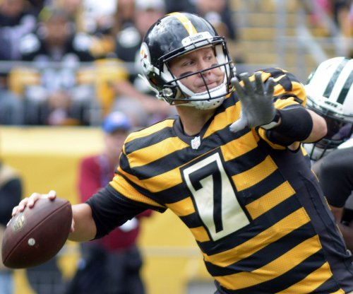 Injury update: Pittsburgh Steelers QB Ben Roethlisberger officially out vs Patriots