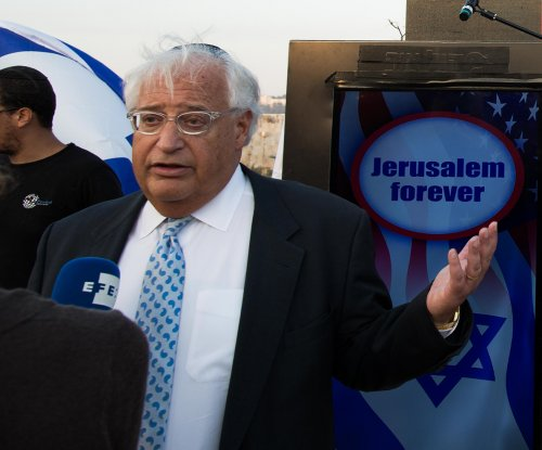 Trump taps hardliner David Friedman as U.S. ambassador to Israel