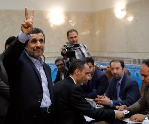 Iran bars Ahmadinejad from re-running for president
