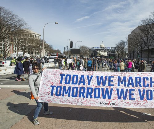 March for Our Lives: Students around the country rally against gun violence