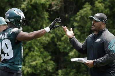 Eagles' Duce Staley only focused on one title