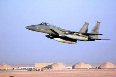 U.S. Air Force expands operating base in Saudi Arabia