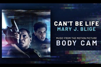 Mary J. Blige shares new song 'Can't Be Life' from 'Body Cam'