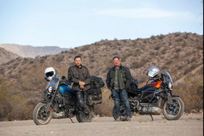 'Long Way Up': Ewan McGregor motorcycle series coming to Apple TV+