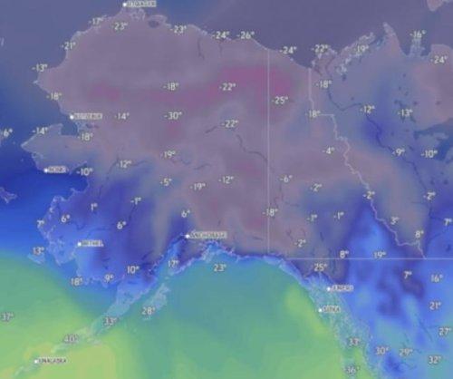 Temps hit 38 below zero in Alaskan city, setting new April record