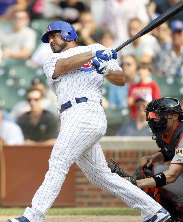 MLB: Chi. Cubs 5, San Fran. 2 (13 inn.)