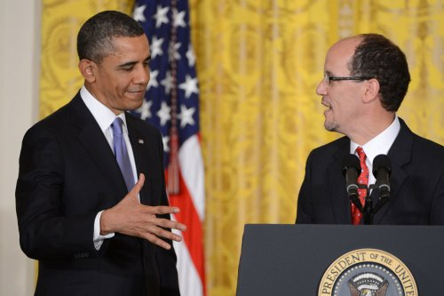 Obama taps Thomas Perez to be Labor chief
