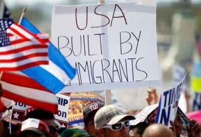 Undocumented immigrants average $140/person/yr. public healthcare