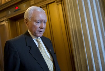 Sen. Orrin Hatch: Gay marriage will be 'law of the land'
