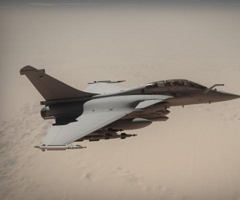 Qatar buying Rafale fighters