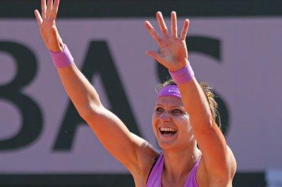 Safarova reaches first Grand Slam final