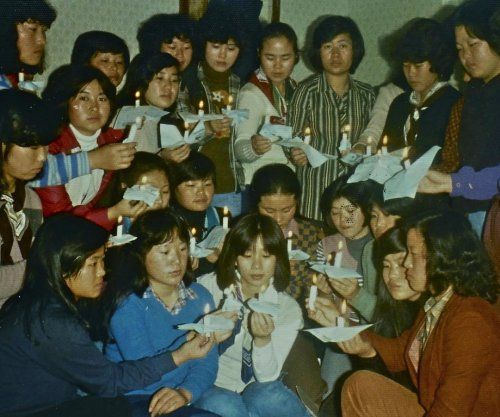 Labor activist from South Korea's dark past finally finds justice