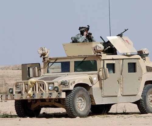 AM General announces new Humvee work
