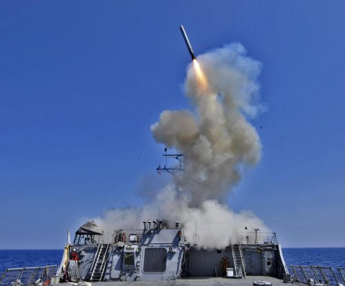 U.S. Navy requests 4,000 Tomahawk cruise missiles in budget