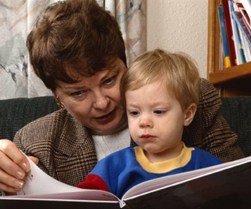 Noisy homes can slow a toddler's vocabulary