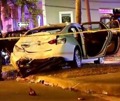 New Orleans parade crash suspect had three times blood alcohol limit: Police