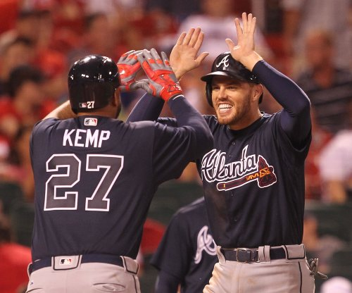 Freddie Freeman reaches milestone in Atlanta Braves victory