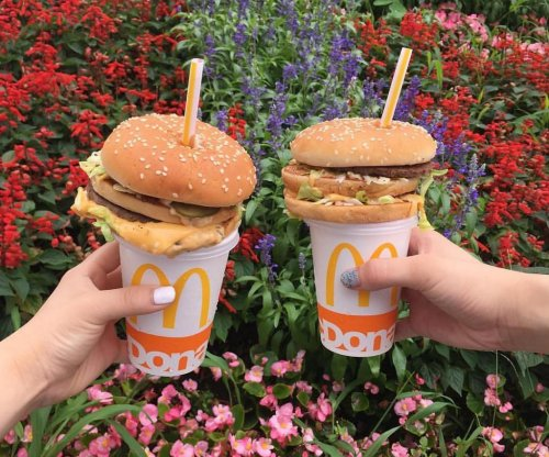 McDonald's 'hamburger straws' became viral craze in Japan