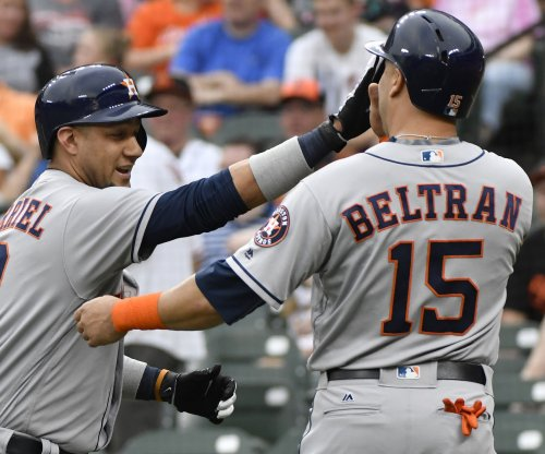 Carlos Beltran: Houston Astros star donates $1M, starts Hurricane Maria fundraiser