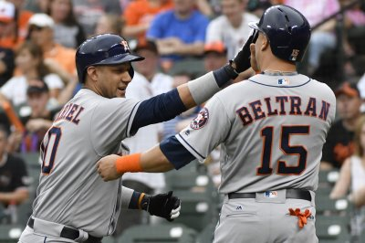 Watch Houston Astros Carlos Beltran Donates 1m For