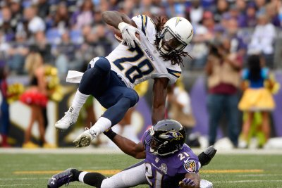 Fantasy Football: Los Angeles Chargers RB Melvin Gordon ruled out