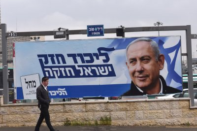 Fake social media accounts rally for Netanyahu ahead of election